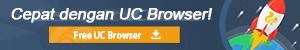 Download UC Browser, berselancar lebih cepat dan menghemat 90% kuota